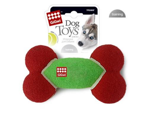 GiGwi Игрушка для собак Кость с наполнителем