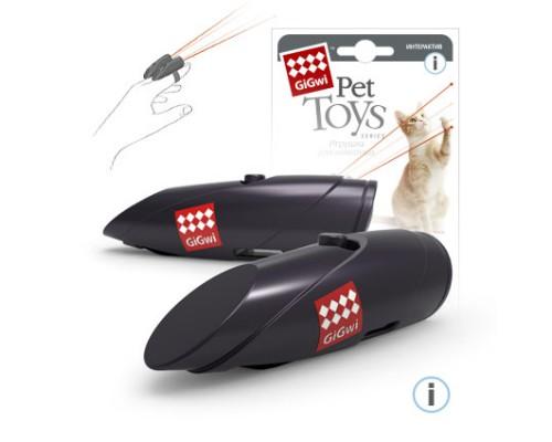 GiGwi Лазерные насадки на пальцы 2 шт. для игры с питомцами, пластик