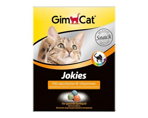 Gimcat Витамины для кошек ДЖОКЕС 400шт (Джимпет)