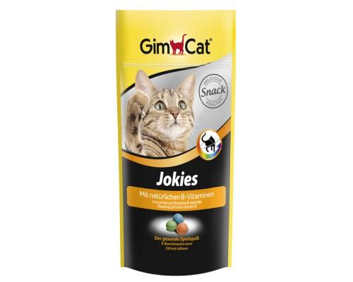 """Gimcat Лакомство витаминизированное """"JOKIES"""" (компл.вит.В) для кошек (Джимпет)"""