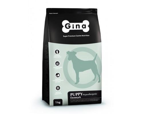 Gina DENMARK PUPPY Hypoallergenic Корм сухой Гипоаллергенный для ЩЕНКОВ, беременных и кормящих собак (Джина)