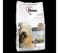 1ST CHOICE Для собак с картошкой и уткой (Фест Чойс Adult Hypoallergenic). Вес: 350 г