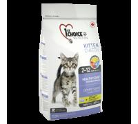 1ST CHOICE Для котят, здоровый старт на цыпленке (Фест Чойс Kitten)