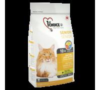 1ST CHOICE Для пожилых кошек с цыпленком (Фест Чойс Mature or less active)