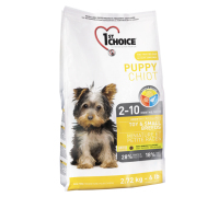 1ST CHOICE Для щенков миниатюрных и малых пород (Фест Чойс Puppy Toy&Small Breeds). Вес: 350 г
