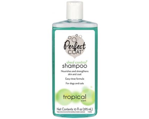 8in1 Perfect Coad Shed Control & Hairball Shampoo шампунь для кошек против линьки и колтунов : 295 мл