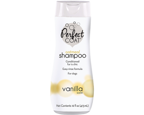 8in1 Shampoo Natural Oatmeal успокаивающий шампунь овсяный для собак с раздраженной кожей : 473 мл