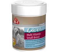 8in1 Эксель Мультивитамины для собак мелких пород (Excel Multi Vitamin Small Breed) : 70 таб