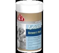 8in1 Эксель Пивные дрожжи для кошек и собак (Excel Brewer's Yeast) : 260 таб