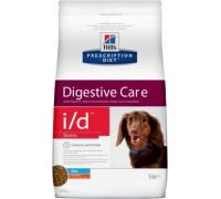 Hills Presсription Diet i/d Canine Stress Mini сухой корм для собак I/D лечение заболеваний ЖКТ+стресс мини (Хиллс). Вес: 1,5 кг