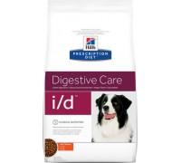Hill's Presсription Diet i/d Canine сухой корм для собак I/D профилактика заболеваний ЖКТ