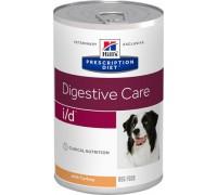 Hills Presсription Diet Canine i/d консервы для собак I/D профилактика заболеваний ЖКТ (Хиллс). Вес: 360 г