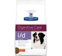 Hill's Presсription Diet i/d Canine Low Fat Original сухой корм для собак I/D профилактика заболеваний ЖКТ Низкокалорийный