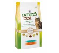 Hills Natures Best Feline Adult with Tuna сухой корм для кошек Тунец/овощи (Хиллс). Вес: 300 г