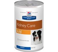 Hill's Presсription Diet k/d Canine Original консервы для собак K/D профилактика заболеваний почек, МКБ (оксалаты, ураты)