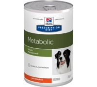 Hills Presсription Diet Metabolic Canine Original консервы для собак Metabolic для коррекции веса (Хиллс). Вес: 370 г