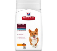 Hill's Science Plan Canine Adult Advanced Fitness Mini with Chicken сухой корм для собак Мелких пород Курица