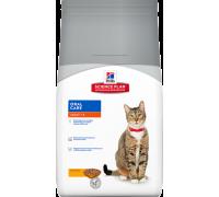 Hill's Science Plan Feline Adult Oral Care корм для взрослых кошек для гигиены полости рта