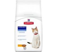 Hill's Science Plan Feline Mature Adult 7+ Active Longevity Chicken сухой корм для пожилых кошек Курица