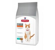 Hills Science Plan Feline Young Adult Sterilised Cat Tuna сухой корм для стерилизованных кошек до 6 лет Тунец (Хиллс). Вес: 300 г