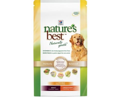 Hills Natures Best Canine Adult Large Breed/Giant сухой корм для собак Крупных и гигантских пород с овощами (Хиллс). Вес: 12 кг