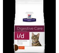 Hill's Presсription Diet i/d сухой корм для кошек I/D лечение заболеваний ЖКТ