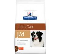 Hills Presсription Diet j/d Canine Original сухой корм для собак J/D лечение суставных заболеваний (Хиллс). Вес: 2 кг