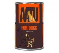 AATU Консервы для собак Курица (CHICKEN). Вес: 400 г
