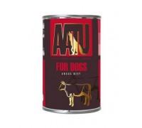 AATU Консервы для собак Говядина Ангус (ANGUS BEEF). Вес: 400 г