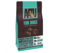 AATU Корм для собак Рыба и ракообразные 80/20 (FISH WITH SHELLFISH). Вес: 1,5 кг