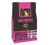 AATU Корм для щенков Лосось 85/15 (PUPPY SALMON). Вес: 1,5 кг