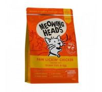 """Barking Heads Для Взрослых кошек с Курицей и рисом """"Куриное наслаждение"""". Вес: 450 г"""