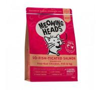 """Barking Heads Для Взрослых кошек с Лососем, курицей и рисом """"Фиш-гурман"""". Вес: 450 г"""