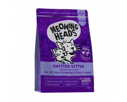 """Barking Heads Для Котят с Курицей и рисом """"Восторженный котенок"""". Вес: 450 г"""