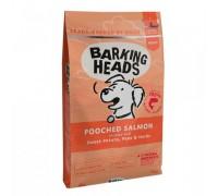 """Barking Heads Беззерновой корм для Собак с Лососем и картофелем """"Мисочку оближешь"""". Вес: 2 кг"""