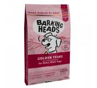 """Barking Heads Для Собак старше 7 лет с курицей и рисом """"Золотые годы"""". Вес: 2 кг"""