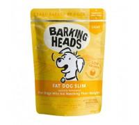 """Barking Heads Пауч для Собак с избыточным весом с Курицей """"Худеющий толстячок"""" (Fat dog slim). Вес: 300 г"""