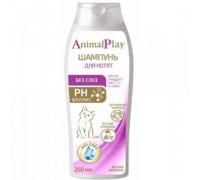 """Animal Play шампунь """"Без слез"""" с витаминами и экстрактом календулы для котят (Энимал Плей). Объем: 250 мл"""