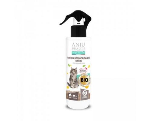 Anju Beaute Дезодорирующий спрей для кошачьего туалета (Litter deodorizing lotion). Объем: 250 мл