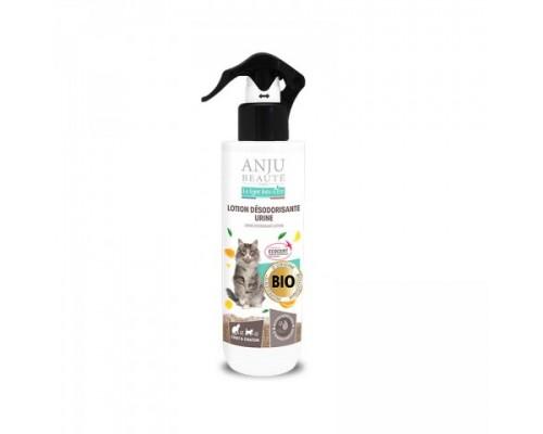Anju Beaute Дезодорирующий спрей от кошачьих меток (Urine deodorizing lotion). Объем: 250 мл