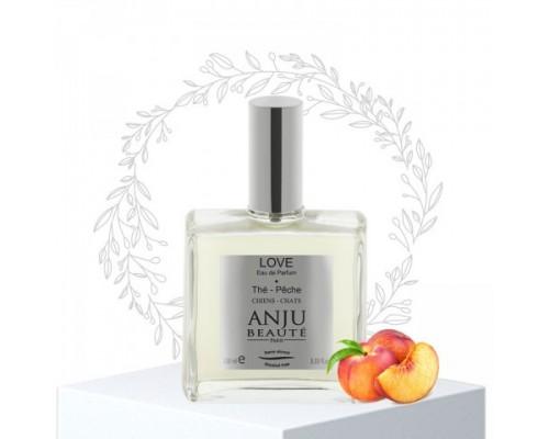 """Anju Beaute Духи для собак и кошек """"Персик"""" (Love The Peche Eau de Parfum). Объем: 100 мл"""