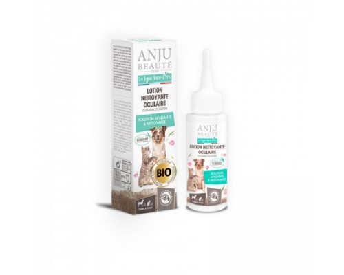 Anju Beaute Лосьон для очищения глаз (Eye cleaning lotion). Объем: 70 мл