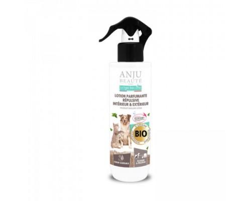 Anju Beaute Отпугивающий спрей на основе эфирных масел (Interior/exterior repellent fragrance lotion). Объем: 250 мл