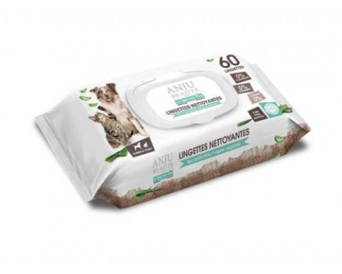 Anju Beaute Очищающие салфетки (Cleaning wipes) 60 шт