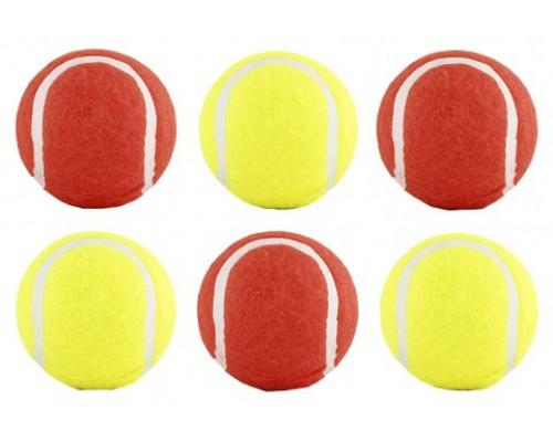 """Beeztees игрушка для собак """"Мячик теннисный"""" 6,5см"""