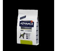Advance сухой корм Гипоаллергенный корм для собак с проблемами ЖКТ и пищевыми аллергиями (HypoAllergenic). Вес: 2,5 кг