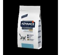 Advance сухой корм Для кошек с заболеваниями желудочно-кишечного тракта (Gastroenteric sensitive). Вес: 1,5 кг