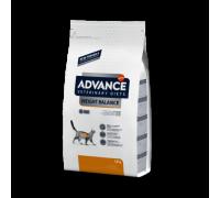 Advance сухой корм Для кошек при ожирении (WEIGHT BALANCE). Вес: 1,5 кг