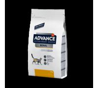 Advance сухой корм Для кошек при почечной недостаточности (Renal Failure). Вес: 1,5 кг