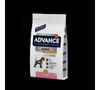 Advance Беззерновой для собак при дерматозах и аллергии, с кроликом (ATOPIC RABBIT). Вес: 3 кг